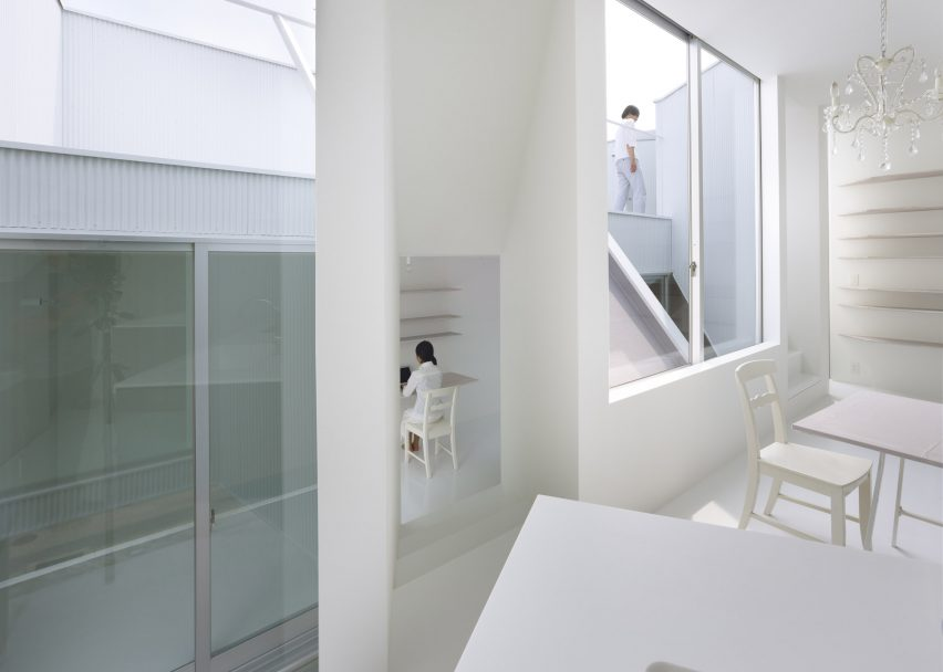 All White Interiors 10 of the most popular all-white interiors from dezeen's pinterest