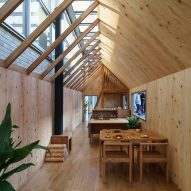 Hibinosekkei installs micro-house in Japanese kindergarten to encourage independent play