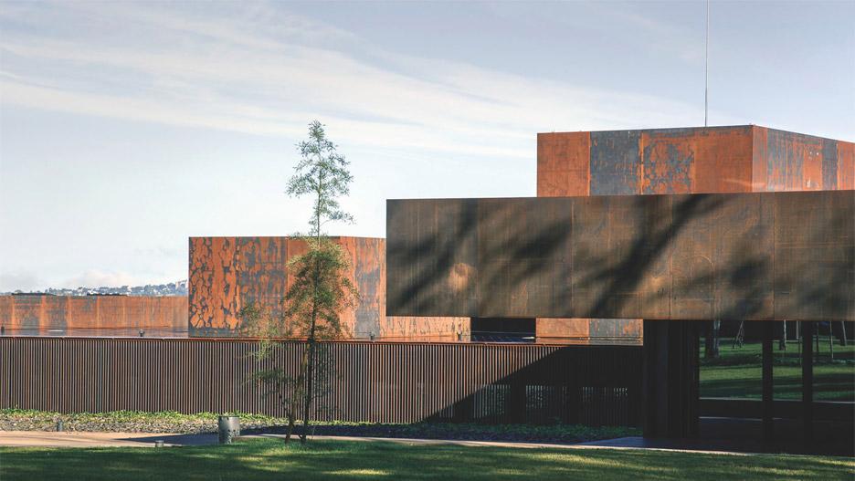 Soulages Museum by Rcr Arquitectes