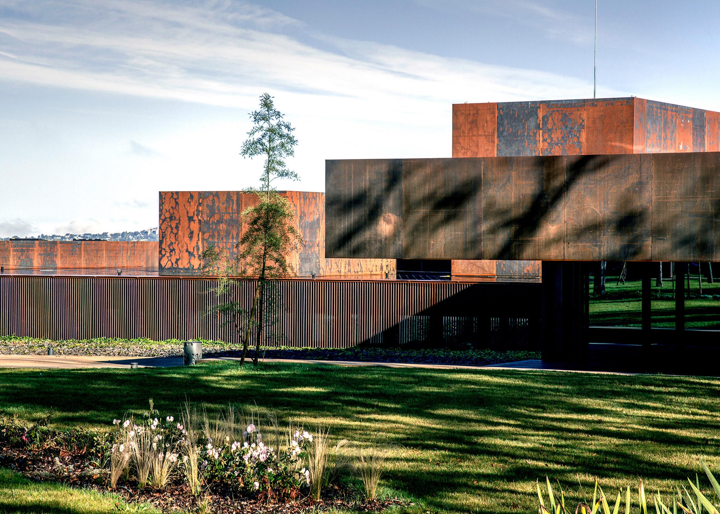 Soulages Museum, 2014, Rodez, France