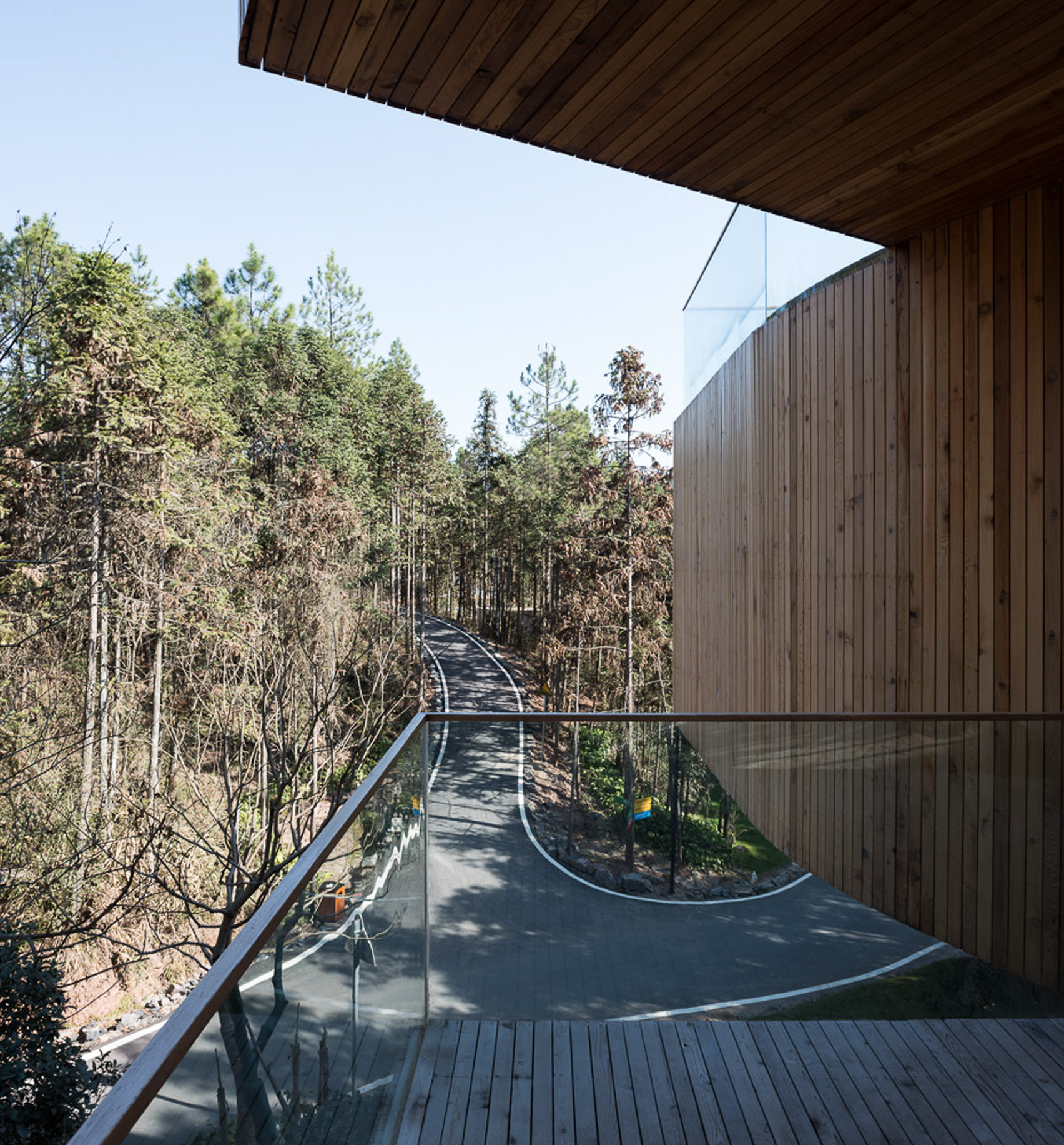 Spiral house by Bengo Studio