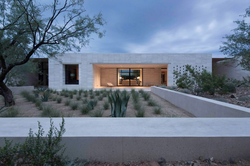 Stone Court Villa by Masa Studio Architects