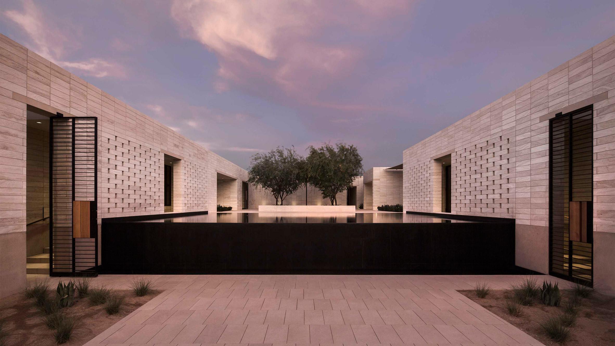 Stone Court Villa by Masa Studio Architects