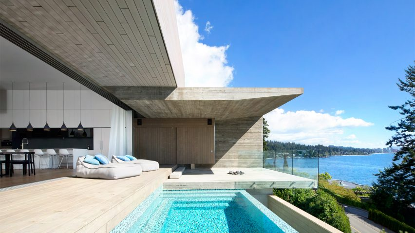 Sunset House by McLeod Bovell Modern Houses