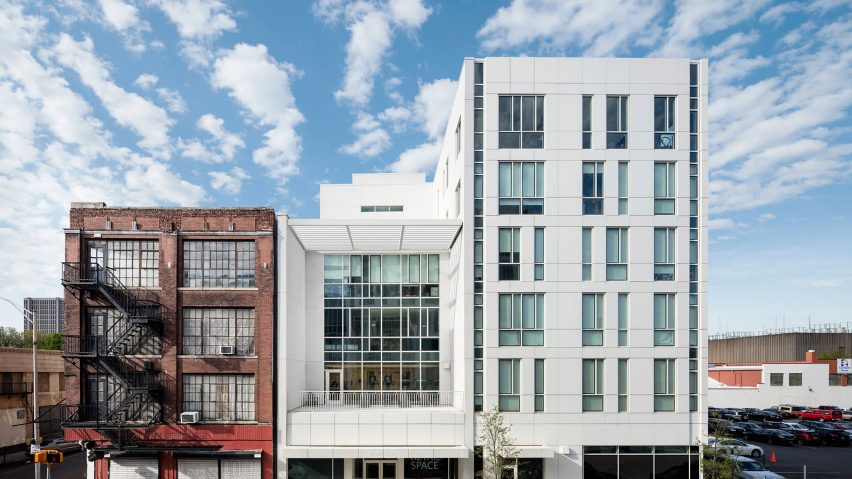 Teacher's Village by Richard Meier and partners