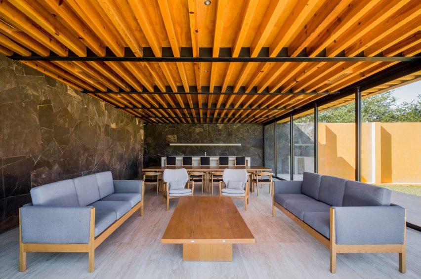 Terraza Destilería by 1540 Arquitectura