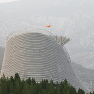 This week's Dezeen Mail features flying Chinese monks and a smart condom