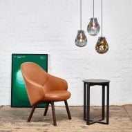 TON launches Alba chair based on shape of folded leaves