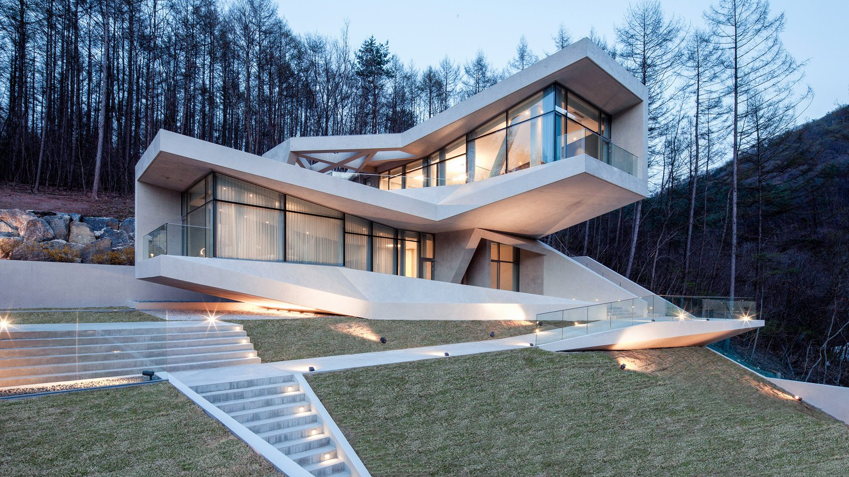 Residence in Kallitechnoupolis by Tense Architecture Network