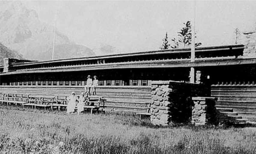 Banff Pavilion - Frank Lloyd Wright Revival Initiative