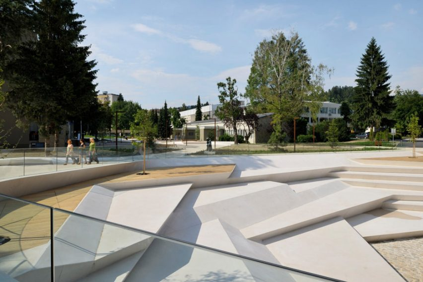 Velenje City Center by Enota