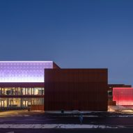 Vendsyssel Theatre by Schmidt Hammer Lassen Architects