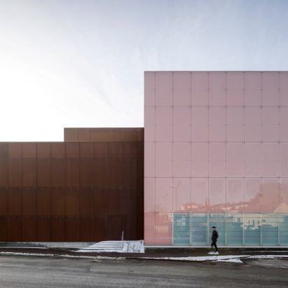 Vendsyssel Theatre by Schmidt Hammer Lassen Architects