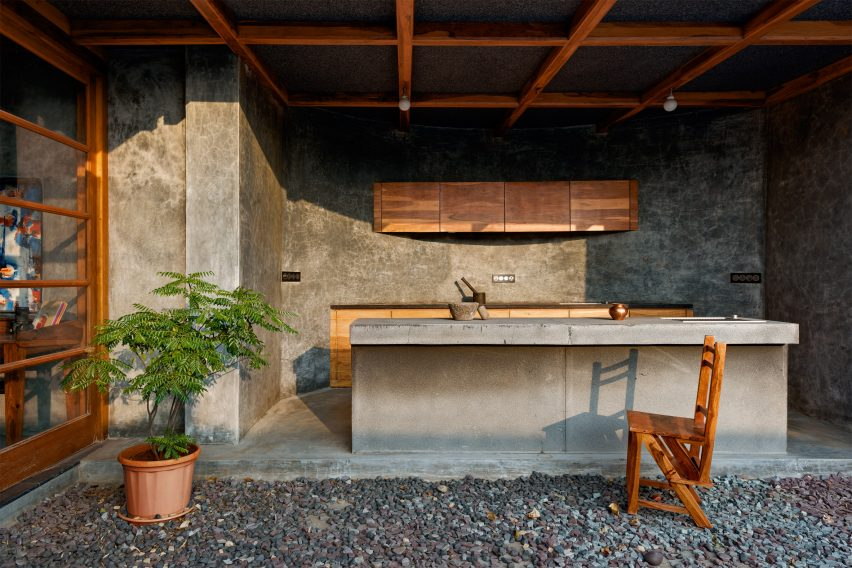 Veranda on a Roof by Studio Course