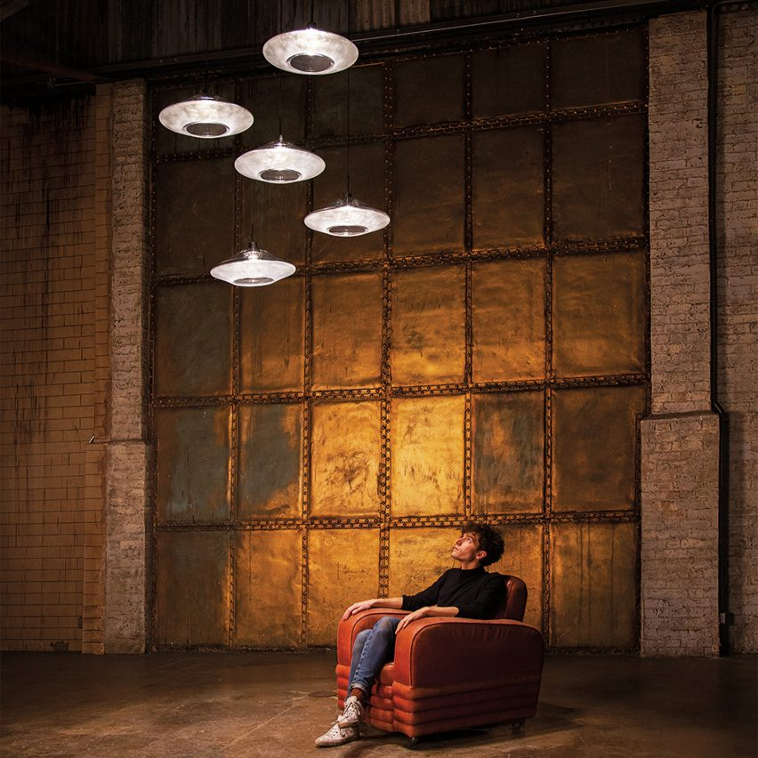 Canopy light by Haberdashery