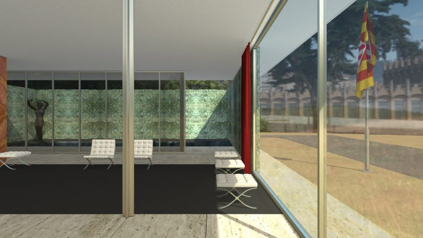 Cl3ver Launches Virtual Reality Tour Of Mies Van Der Rohes