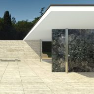 CL3VER launches virtual tour of Mies van der Rohe's Barcelona Pavilion