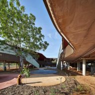 Walumba Aged Care Center by Iredale Pedersen Hook Architects