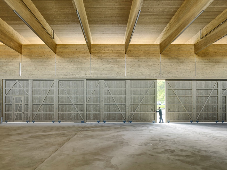Workshop Andelfingen by Rossetti + Wyss Architekten ag