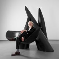 """Furniture is still a relative bargain"" compared to art, says artist Wendell Castle"