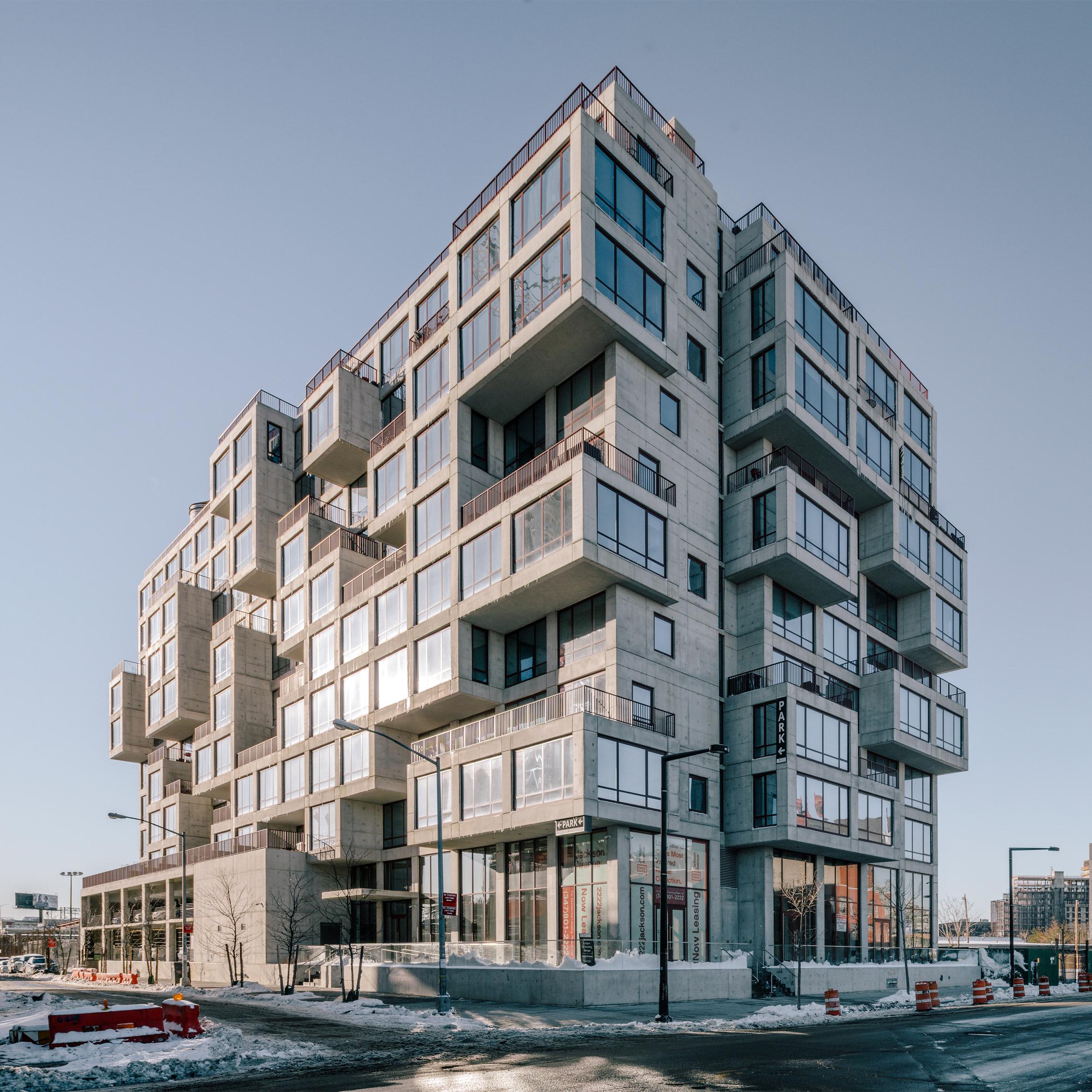 Modular architecture| Dezeen