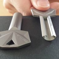 UrbanAlps' 3D-printed Stealth Key is almost impossible to forge