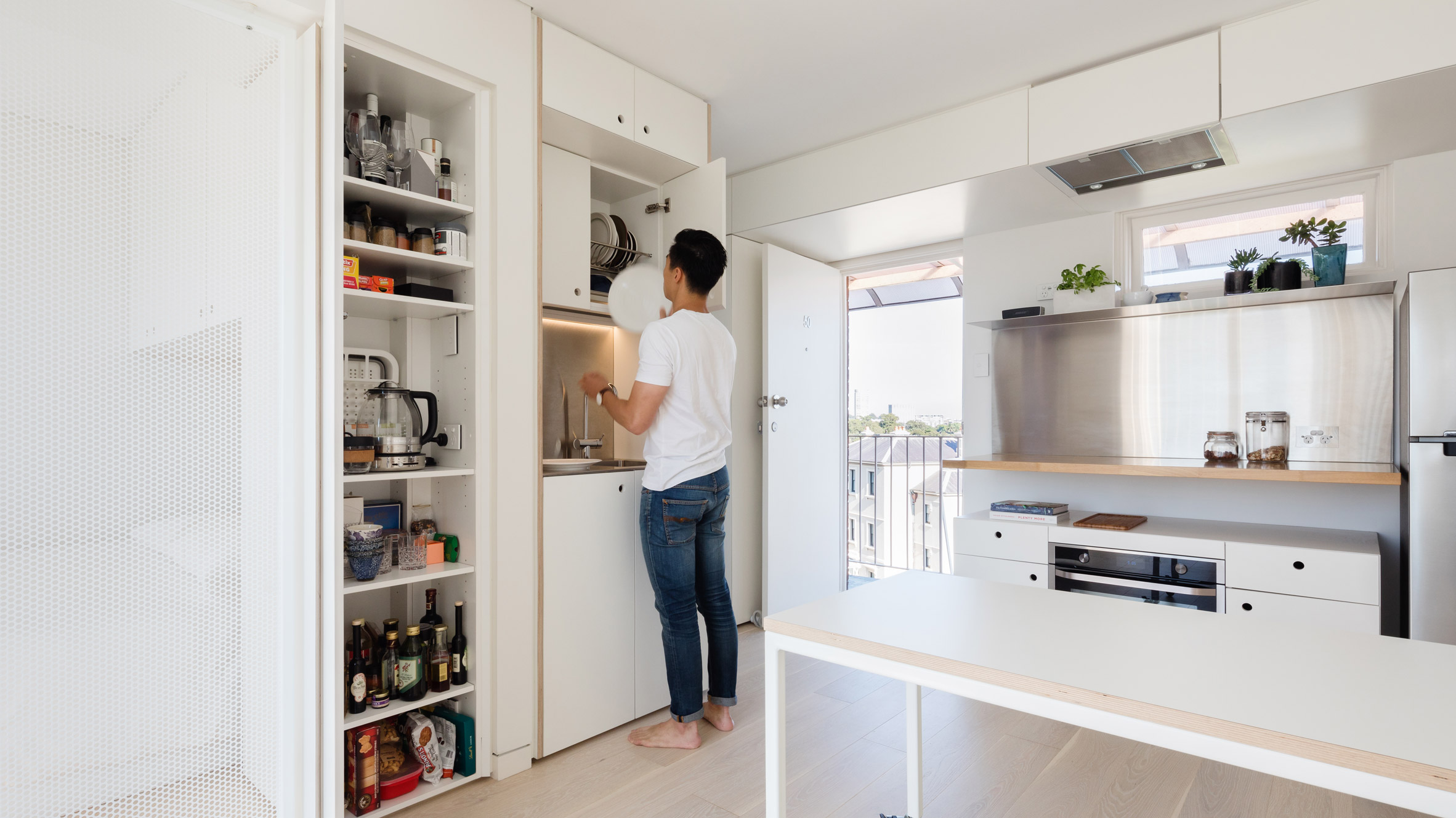 Interior Apartment micro apartment architecture, interiors and design | dezeen