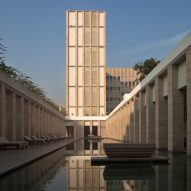 Aman New Delhi by Kerry Hill Architects