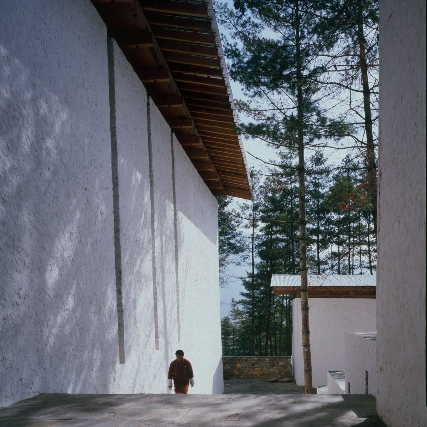 Amankora resort in Thimpu, Bhutan, by Kerry Hill Architects