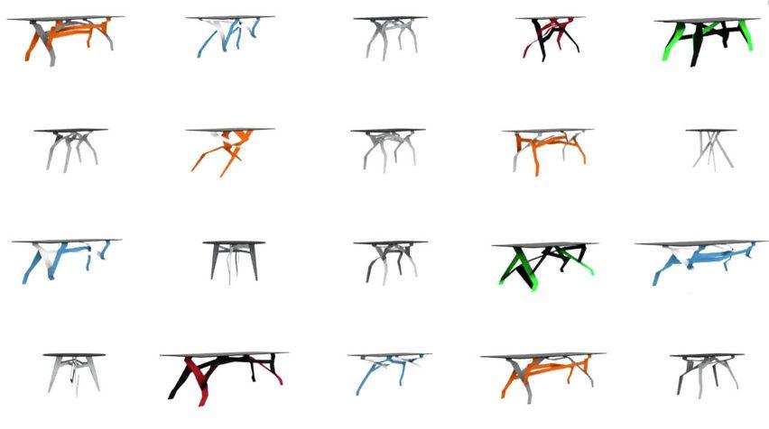 Breeding Tables by Kram/Weisshaar