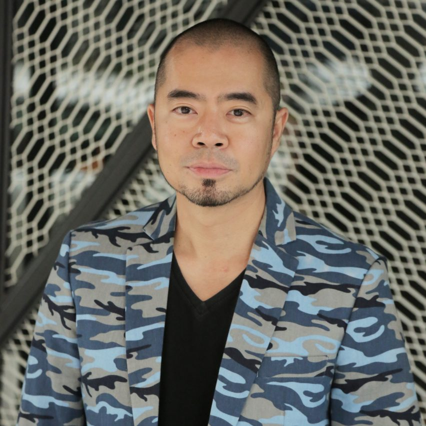 Colin Seah, founder and design director of Ministry of Design