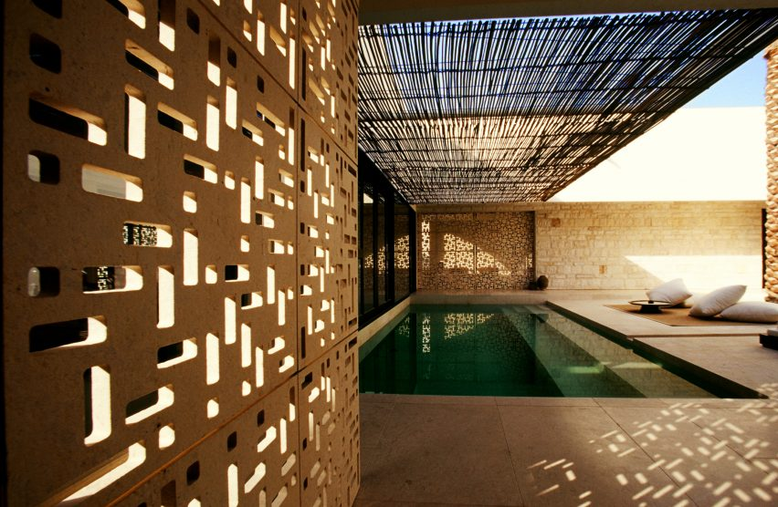 Desert Palm by Kerry Hill Architects