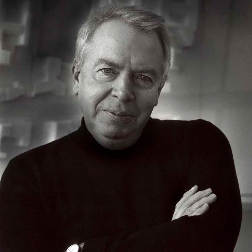 David Chipperfield portrait