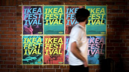 IKEA Festival at Milan design week 2017