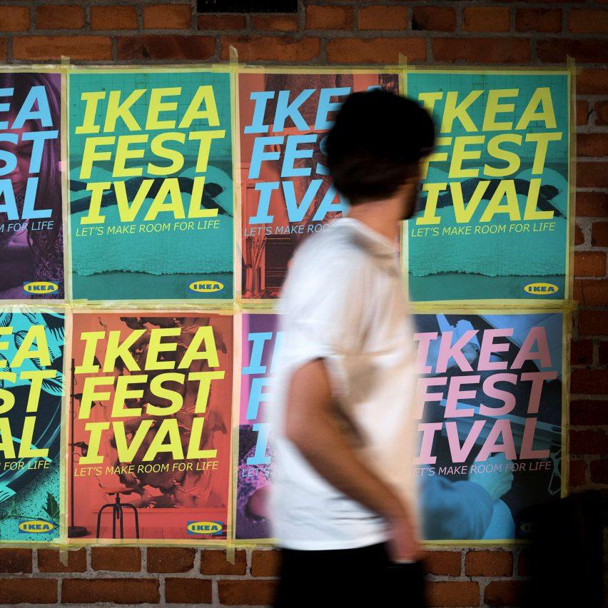 IKEA Festival at Milan design week 2017