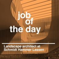 Job of the day: landscape architect at Schmidt Hammer Lassen