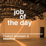Job of the day: product developer at &tradition