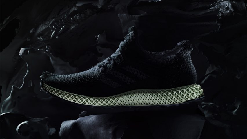 c26cbcbe692 Adidas shapes Futurecraft 4D shoe soles using light and heat