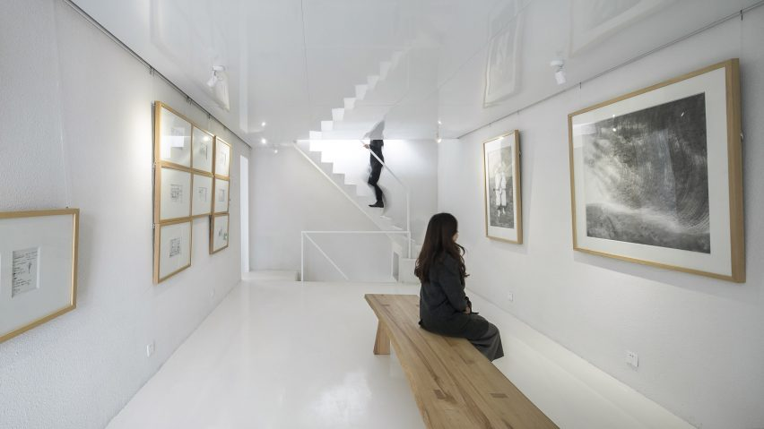 ARTINN Hostel by Aether Architects