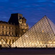 IM Pei's Grand Louvre receives AIA 25-year award