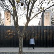 Hevia García and Urzúa give Chilean school a new look with light chimneys and metal cladding