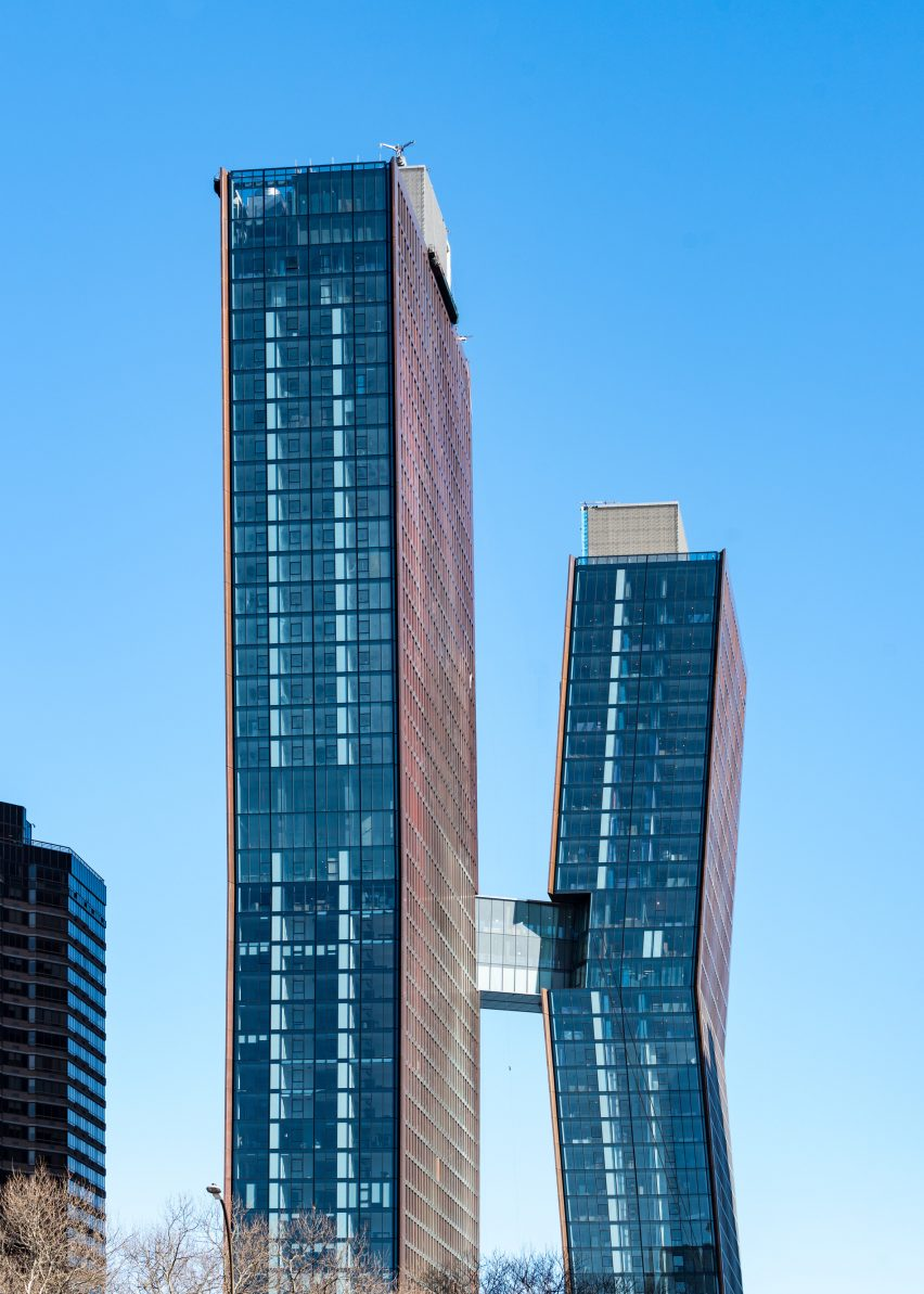 American Copper Building by SHoP Architects