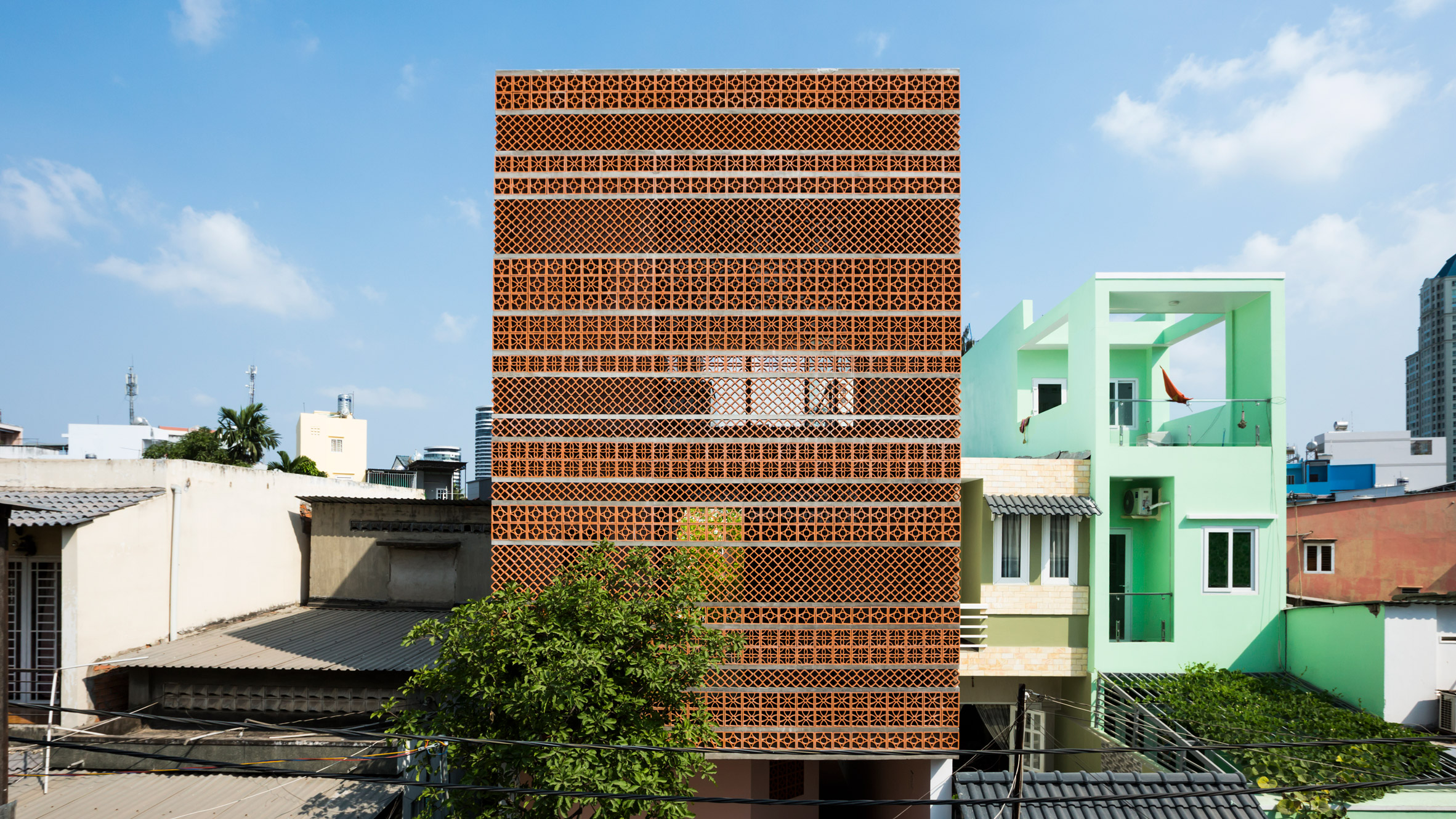 terracotta architecture and design | dezeen