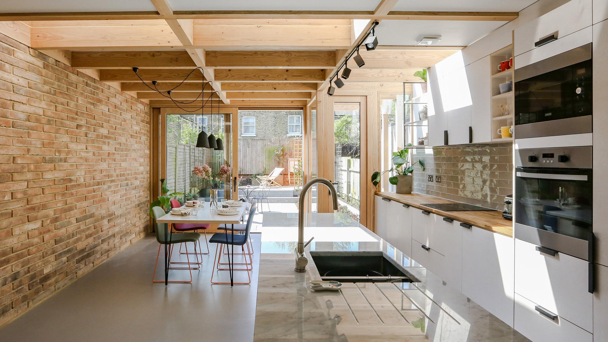 Thuiskantoor Uitbouw Tuin : Nimtim architecten ontwerpt gave uitbouw voor dit huis i love my