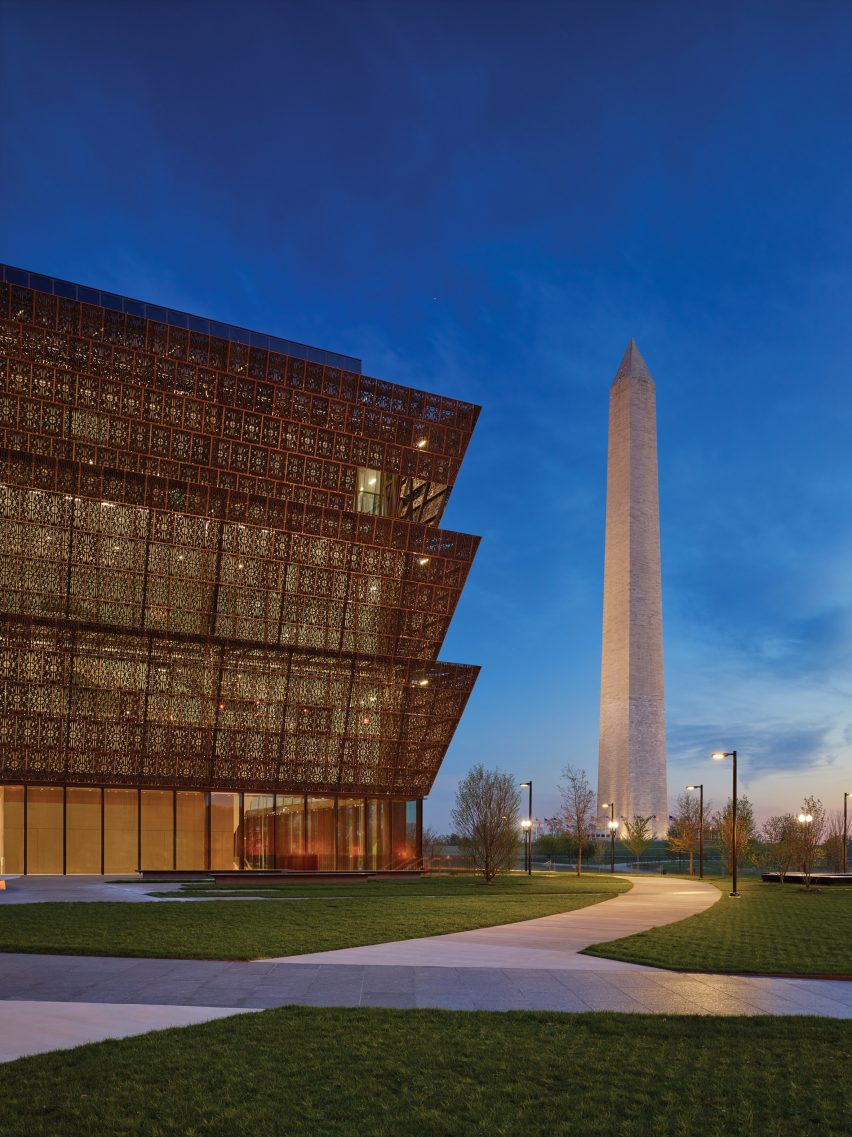 National Museum of African American History and Culture by David Adjaye