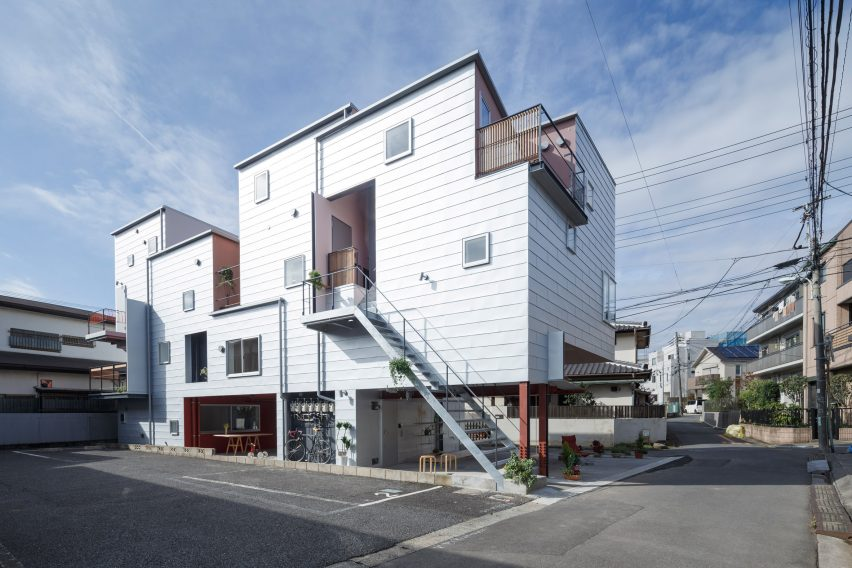 Around the Corner Grain by Eureka and Maru Architects