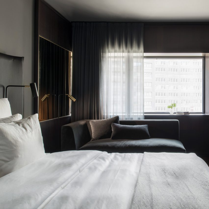 Stockholm travel guide: At Six hotel by Universal Design Studio