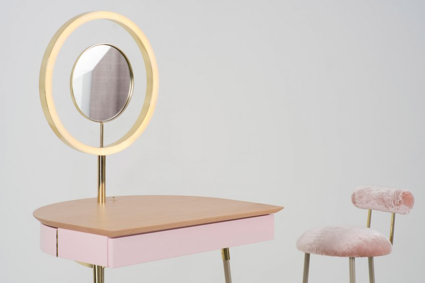 Olivia Lee Designs Furniture To Help Solve Your Technology Related ...