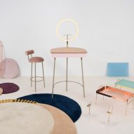 Olivia Lee designs furniture to help solve technology-related daily dilemmas
