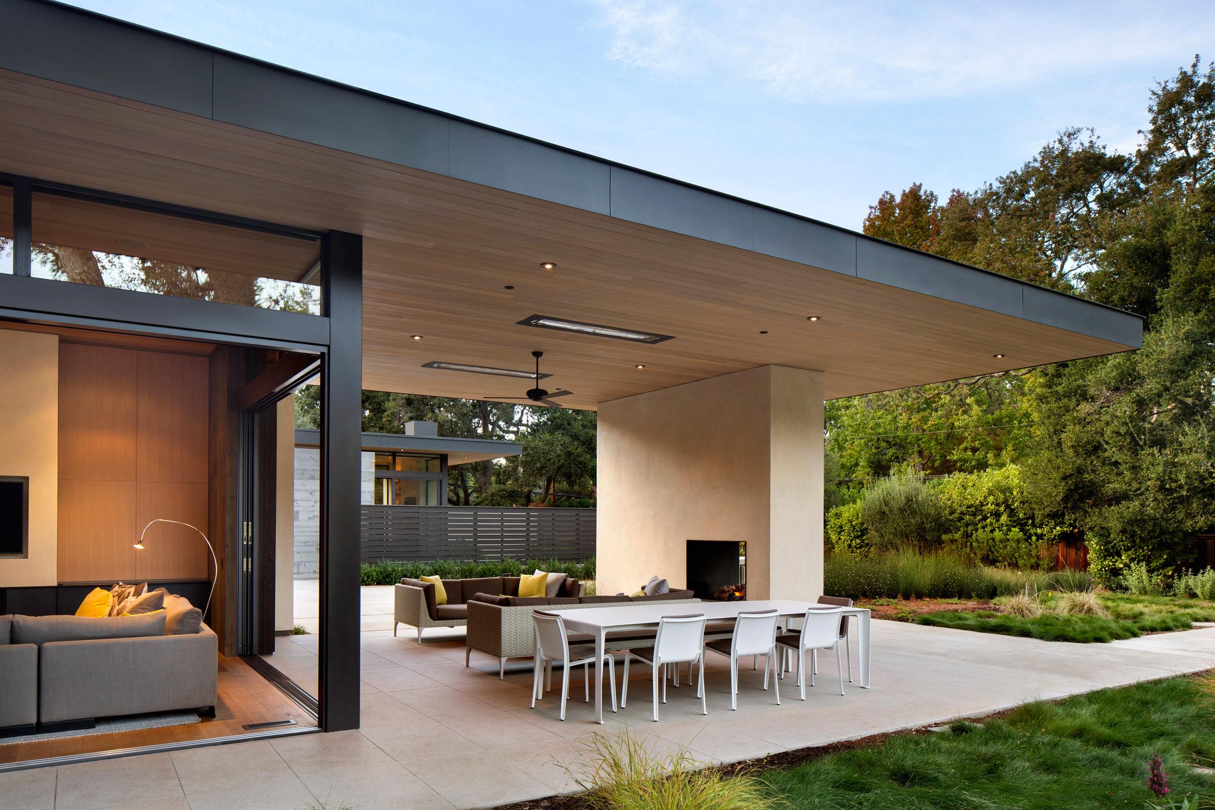 Atherton Avenue by Arcanum Architecture